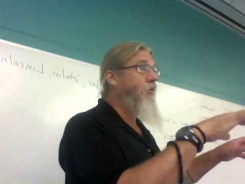 """Lecture 2 on Tolkien's """"On Fairy Stories"""""""