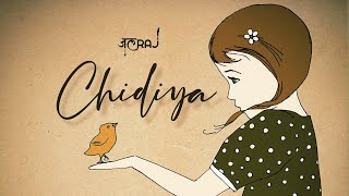 Chidiya (Reprise) | JalRaj | Vilen |  Latest cover 2021 Hindi