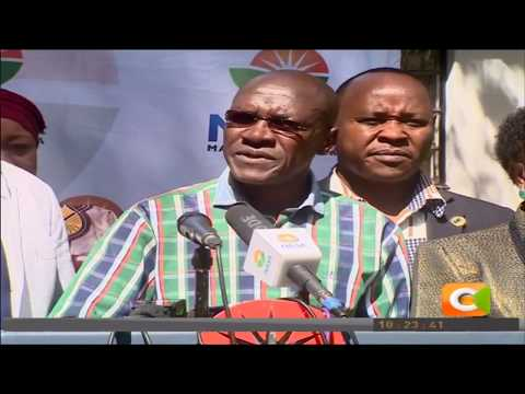 NASA Names People's assembly steering committe