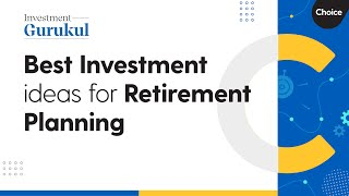 Retirement Planning with Anil Singhvi - Investment Gurukul Ep - 3