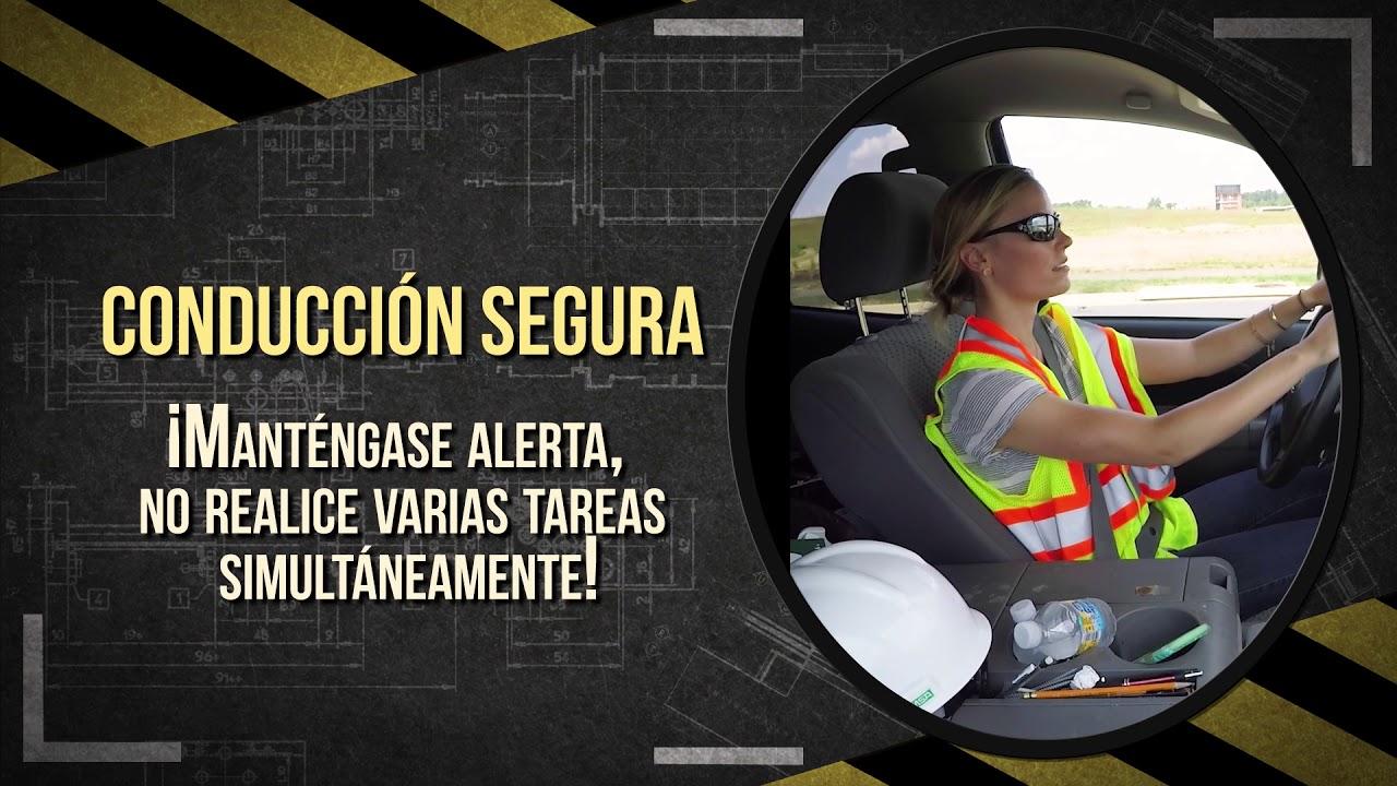Conducción Segura (Safe Driving in Spanish) - YouTube