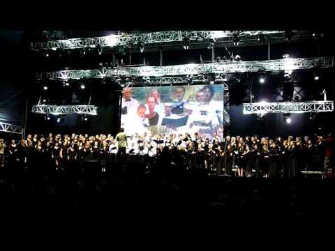 Royal Choral Society - Aka si mi krasna - Pohoda 2009