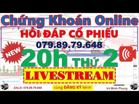 CHỨNG KHOÁN | Livestream ngày 29/9/2020 Thị Trường Tiếp Tục Tăng? | ĐẦU TƯ CHỨNG KHOÁN