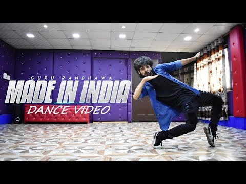 MADE IN INDIA LAGDI Dance Video - Guru Randhawa | Cover by Ajay Poptron