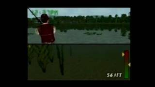 In-Fisherman Bass Hunter 64 Nintendo 64 Gameplay_1999_07_26