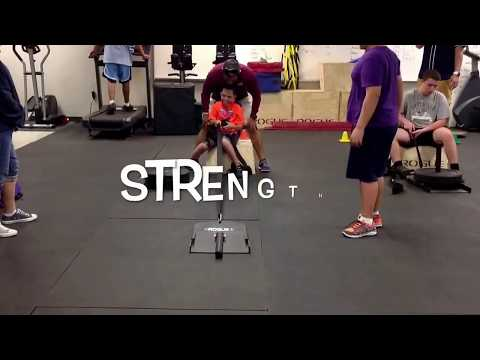 East Hills Academy CROSSFIT Program for Special Needs Students