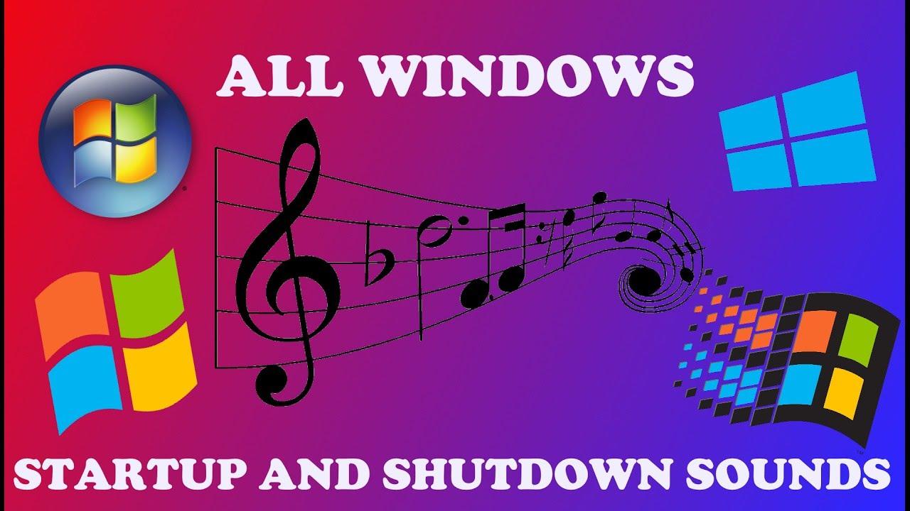 mac startup and shutdown sounds