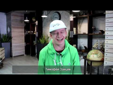 Тимофей Зайцев в «Маринс Парк Отель Нижний Новгород»