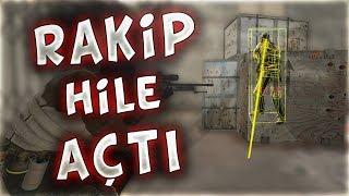 (0.25 MB) YEDİREMEYİP HİLE AÇAN ŞEREFSİZLER !!(CS:GO REKABETÇİ) Mp3