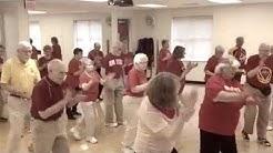 Senior Fitness Class at the Lifetime Fitness Center