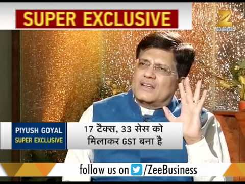 Exclusive: GST truly demonstrates collaborative federal structure, says Union Minister Piyush Goyal