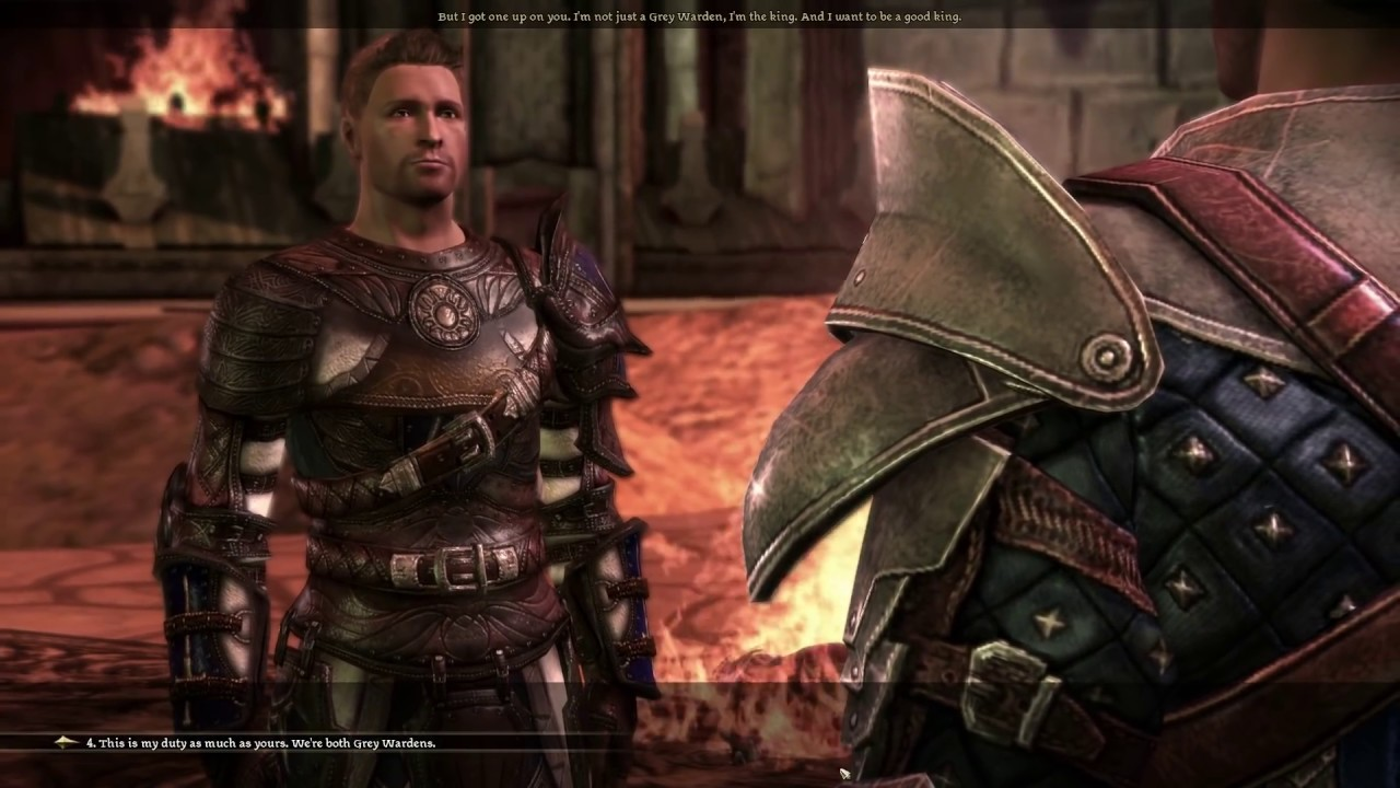 Ultimate Sacrifice All Origins Dragon Age Origins Youtube Can anyone tell me the location of the medium grey warden armor or for the armor itself? ultimate sacrifice all origins dragon age origins