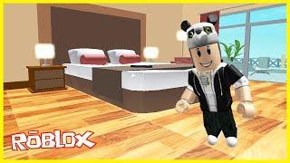 OTELDEN KAÇIŞ! Roblox Hotel Escape Obby! Panda ile