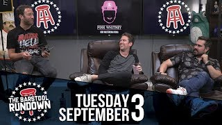 College Football Week 1 Recap - September 3, 2019 - Barstool Rundown