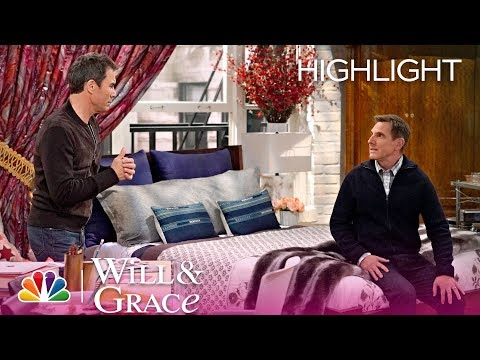 Will & Grace - The Worst Threesome Ever (Episode Highlight)