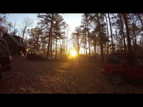 Missouri Cabin Sunrise Sunset Time Lapse Youtube