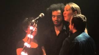 Sophie Hunger - Z'Lied vor Freiheitsstatue (HD) Live à La Cigale 2013