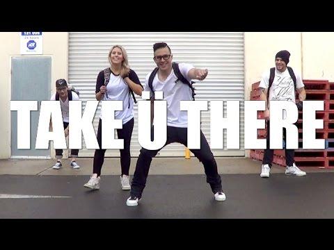 TAKE U THERE - Skrillex & Diplo ft Missy Elliott Dance Choreography | Jayden Rodrigues NeWest