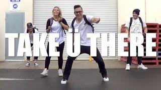 Watch Skrillex Take U There video