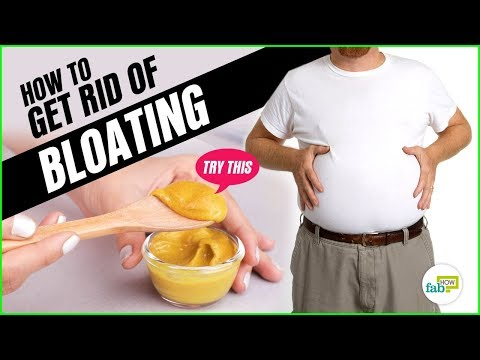 How To Get Rid Of Gas And Bloating In Just Few Minutes