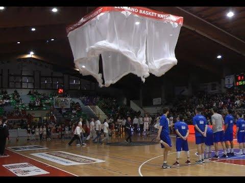 La nuova presentazione 2018 del Legnano Basket