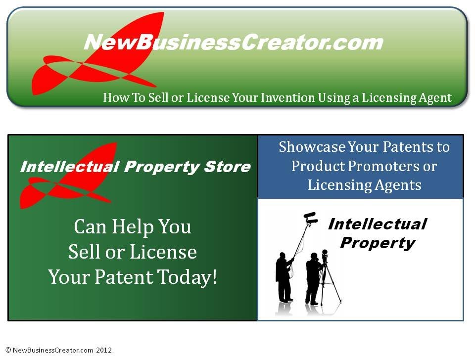 How To Make Money From A Utility Patent Through A Licensing