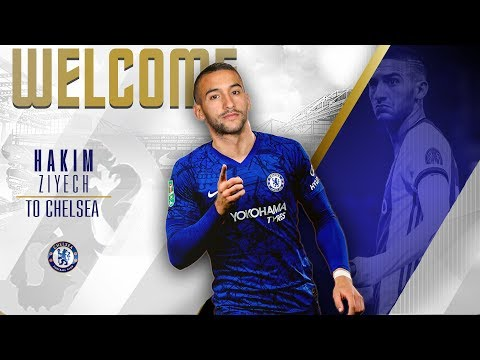 ZIYECH TERMS JUST AGREED!! || CHELSEA SIGN £38Mil ZIYECH - Lampard Gets his Man!