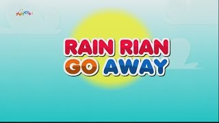 Rain Rain go away | Nursery Rhymes Kids & Baby Songs