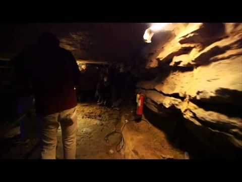 Sneak Peek at Ruby Falls Haunted Cavern