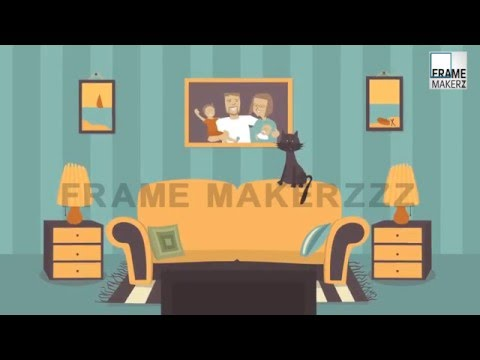 2D Character Animation for Product and services
