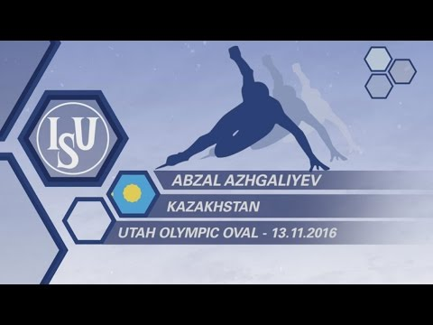Abzal Azhgaliyev - KAZ - Interview - #WCShortTrack