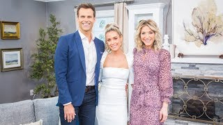 """Kristin cavallari visits to talk about season 3 of her hit e! show """"very cavallari."""" get more home & family here: http://www.hallmarkchannel.com/home-and-fa..."""