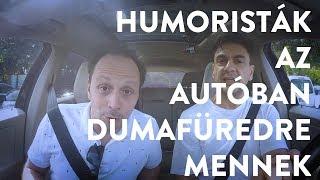 Janklovics   Humoristák az autóban  Dumafüred 2018   Dumaszínház