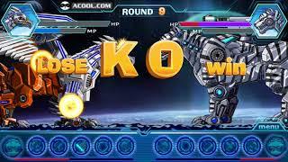 Super Transformer Robot Dinosaur Build and Fight Gameplay HD Part  10