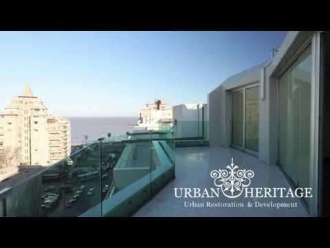 POCITOS Exclusive 3 Bdrm Penthouse Amazing Terrace