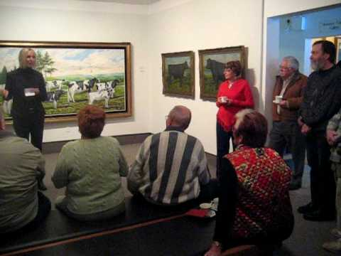The Agricultural Art of Ross Butler