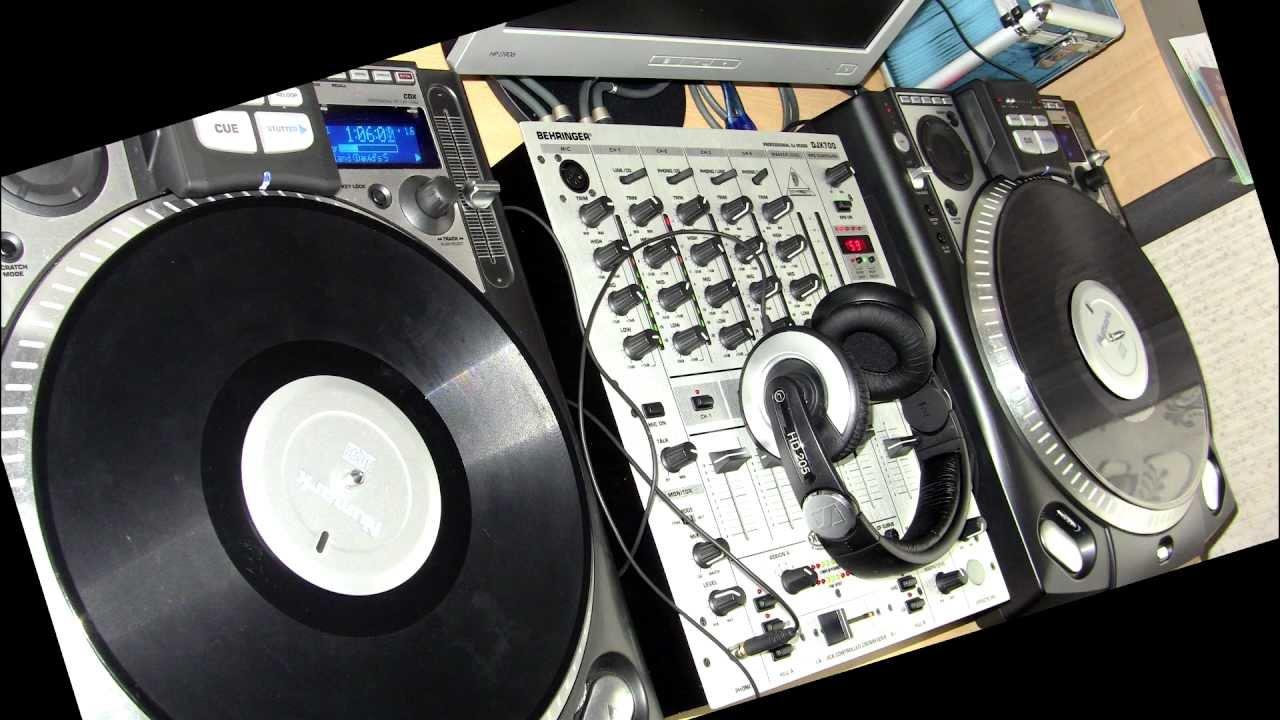 Numark CDX Turntable Behringer Mixer For Sale Birmingham UK