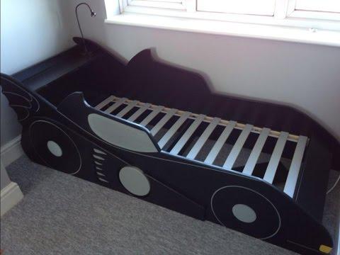 Детская кровать машина своими рук