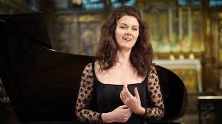 """Iulia Maria Dan sings """"Dove sono I bei momenti"""" from Le nozze di Figaro"""