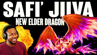 MHW Iceborne ∙ Safi'jiiva First Attempt.. [New Elder Dragon Adult Xeno'jiiva] Monster Hunter World