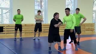 Тренировка с двукратным чемпионом мира и Европы Александром Игнатенко