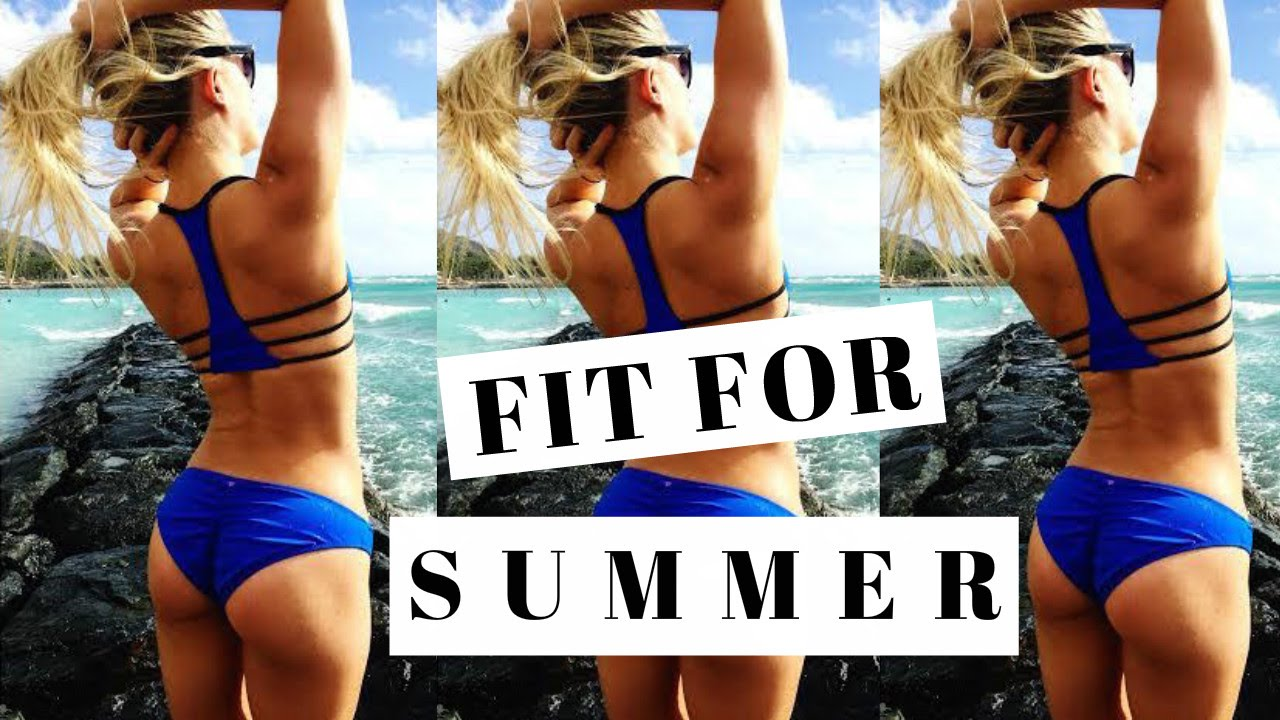 Fit For Summer Eat Right Lose Weight Fast Youtube