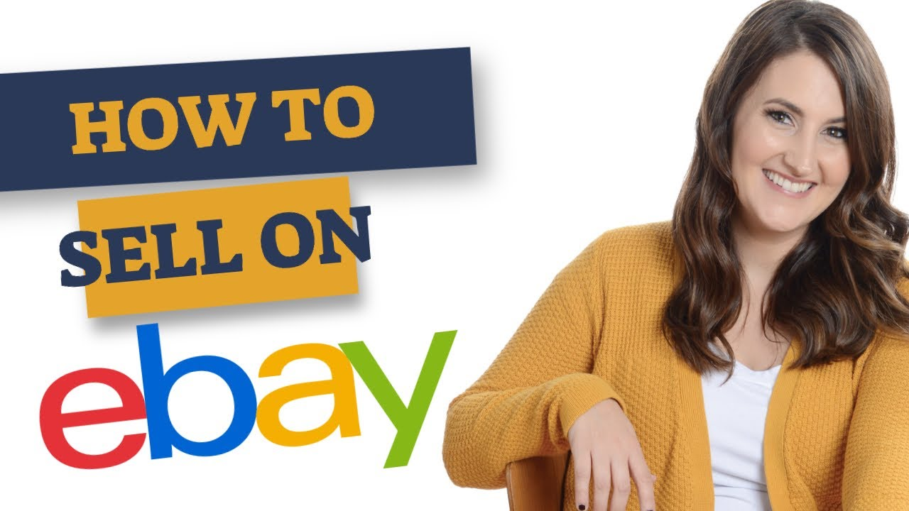 How to sell on eBay - Step by Step Instructions, perfect for ...
