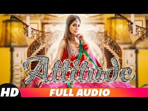 Attitude (Full Audio) | Ruby Khurana | Latest Punjabi Songs 2018 | Speed Records