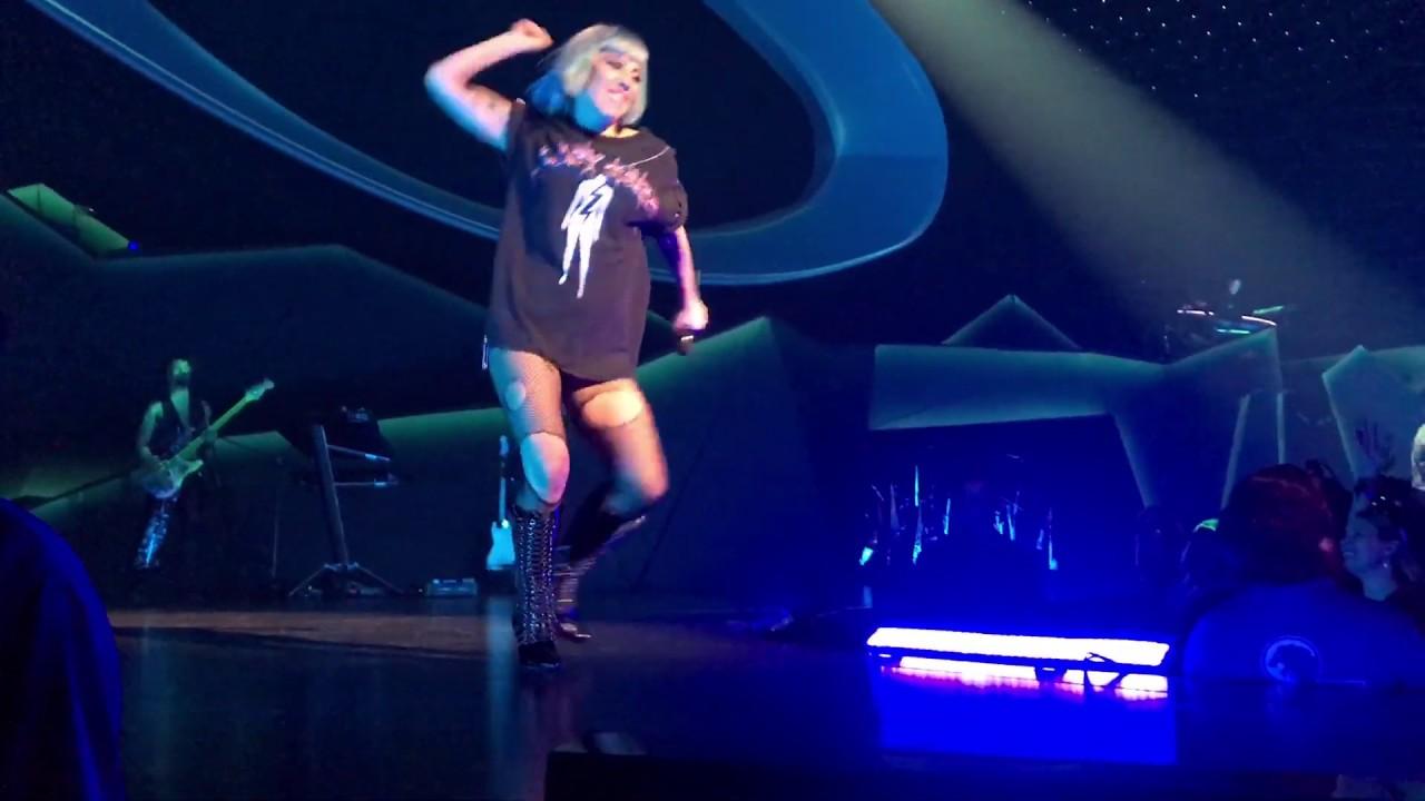 Lady Gaga - Shallow + New Year's Countdown (ENIGMA Night 3 ...