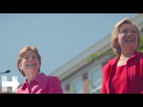 Senator Jeanne Shaheen Endorses Hillary Clinton for President | Hillary Clinton