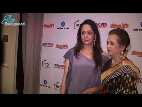 Hema Malini looks mind blowing at Flo Women Achiever Awards