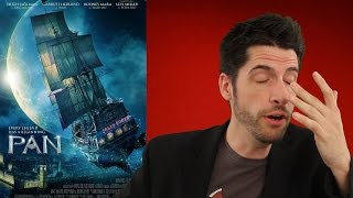 "Peter Pan gets the ""Fant4stic"" treatment...Jeremy murders...er....reviews ""Pan"". See more videos by Jeremy here: http://www.youtube.com/user/JeremyJahns ..."