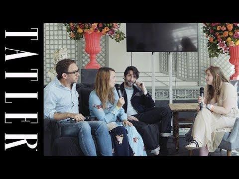 Tatler Talks With Lara Johnson-Wheeler: Port Eliot - The Directors