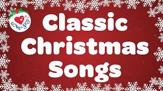 Best Christmas Carols and Christmas Hymns with Lyrics Christian Music Playlist 🌟